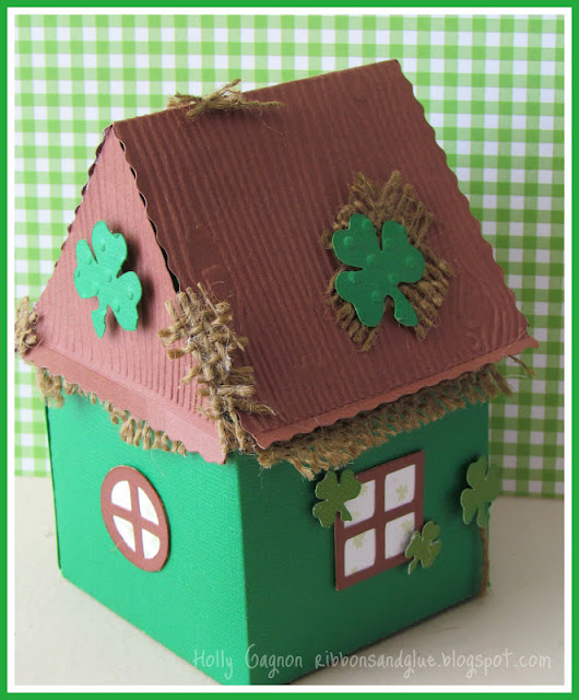 DIY Leprechaun House