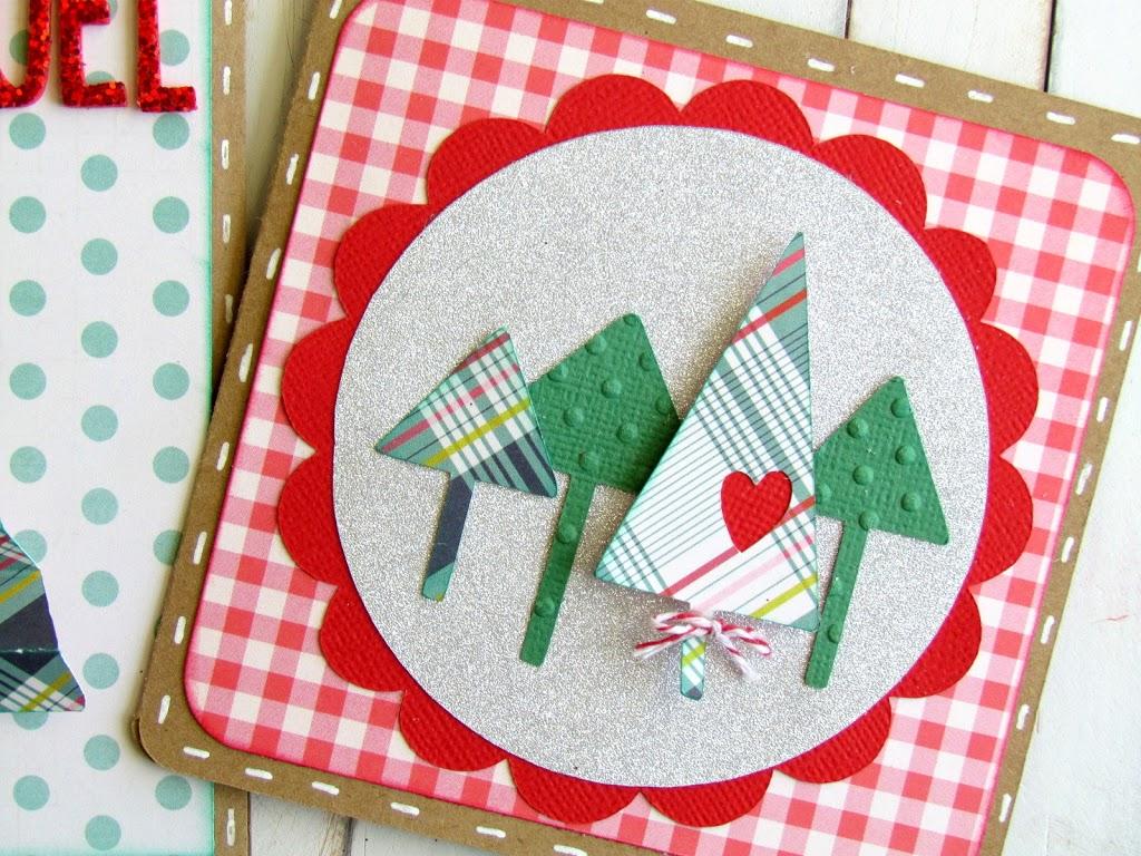 Christmas Tree Cards