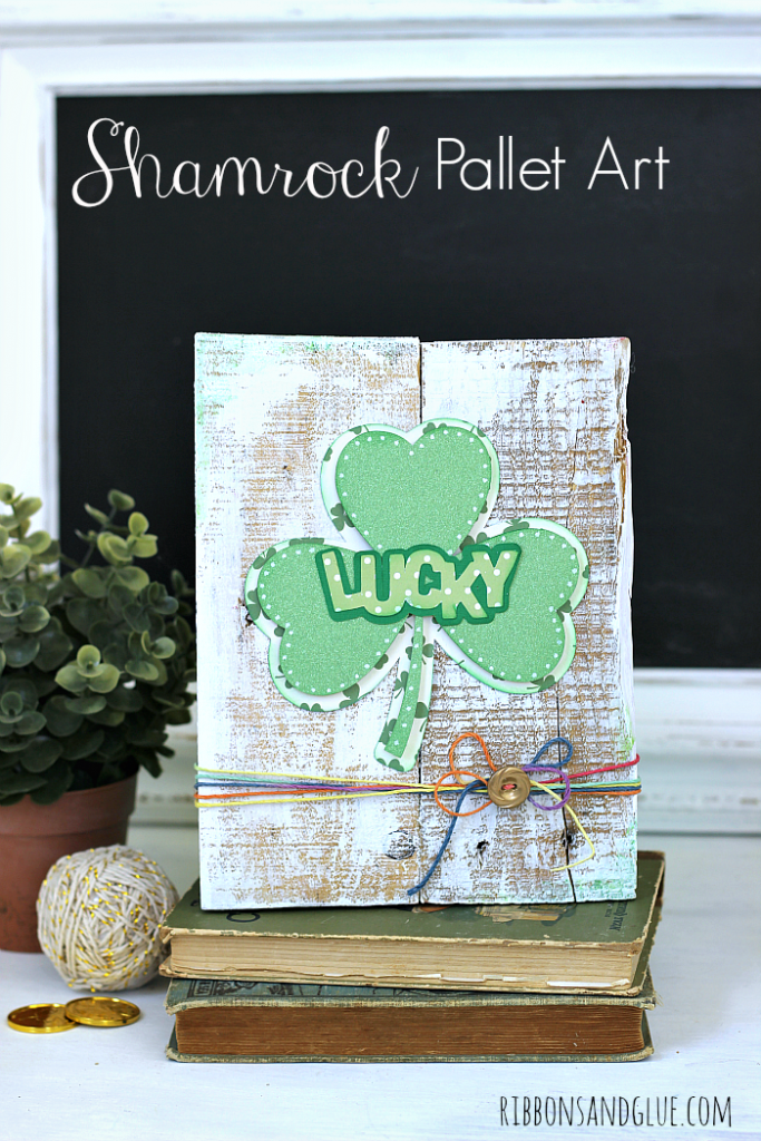 Silhouette tutorial, pallet, wood pallet, paper signs