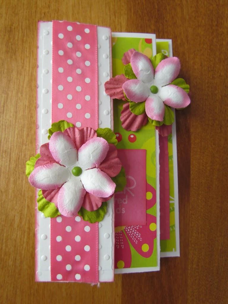 Birthday Tri-Fold Card