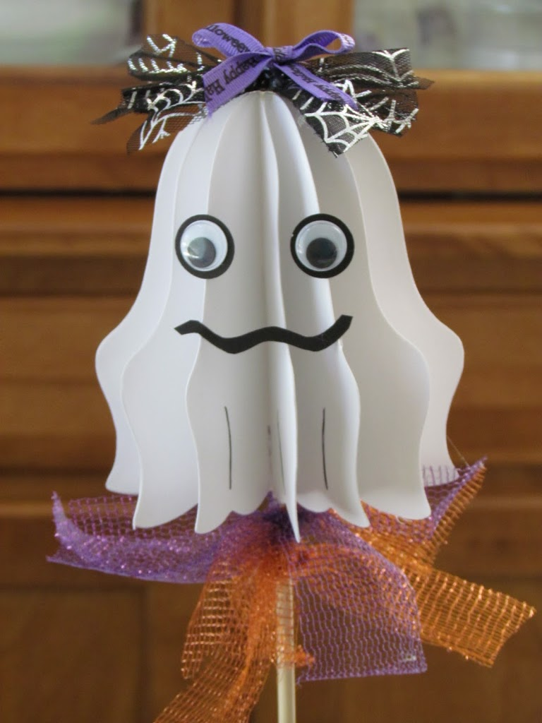 Boo To You Ghost Decor