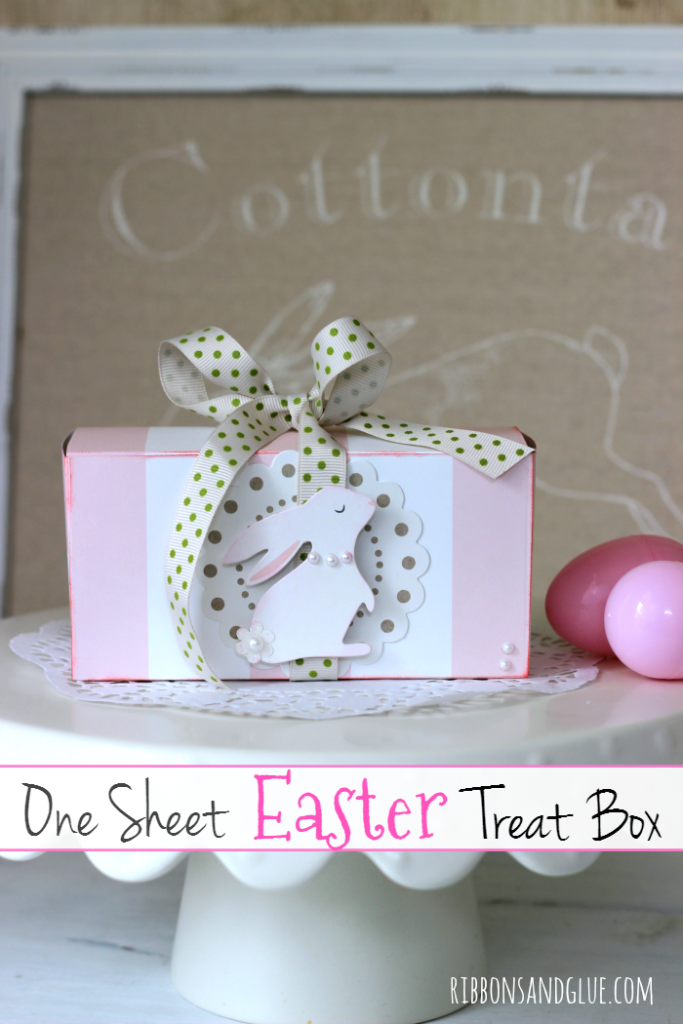 Bunny Treat Box One Sheet