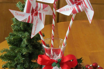 Holiday Pinwheels