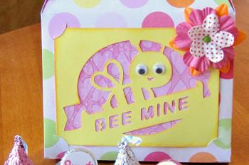 Valentine's Bee Mine Treat Box