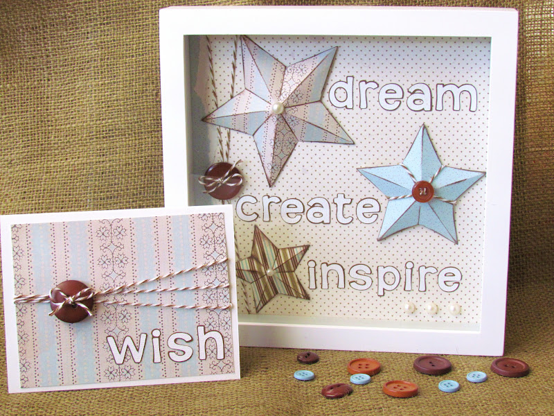 Star Shadow Box