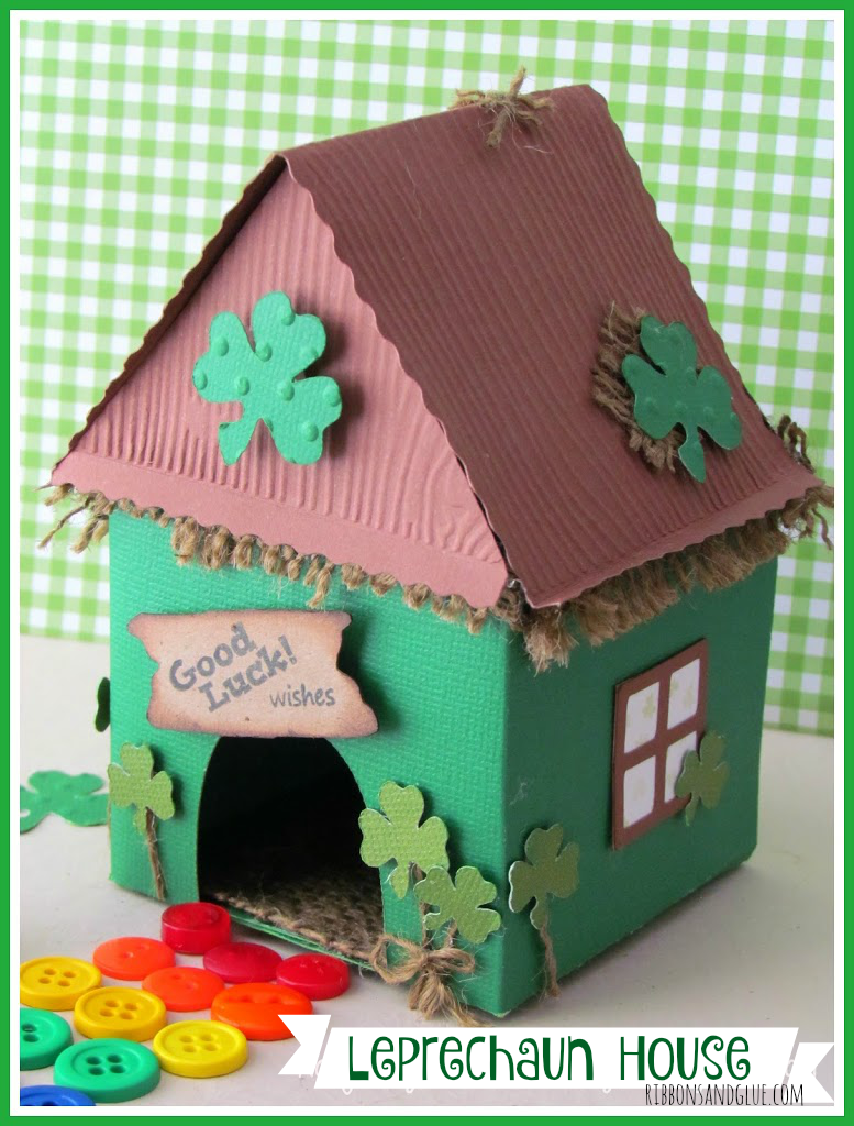 Leprechaun House perfect place for that Leprechaun to live if you are lucky enough to catch him!