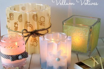 Vellum Votives Tutorial