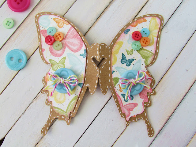 Cricut Tablescapes Butterfly