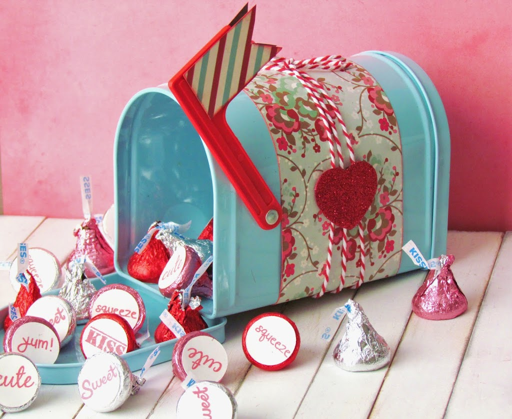St Valentine S Day Mailbox Craft