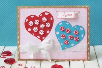 Valentine CANDi Card