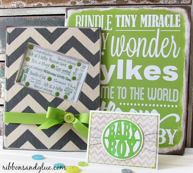 Chevron Baby Decor inspired by Pottery Barn Kids Jungle Safari Nursery