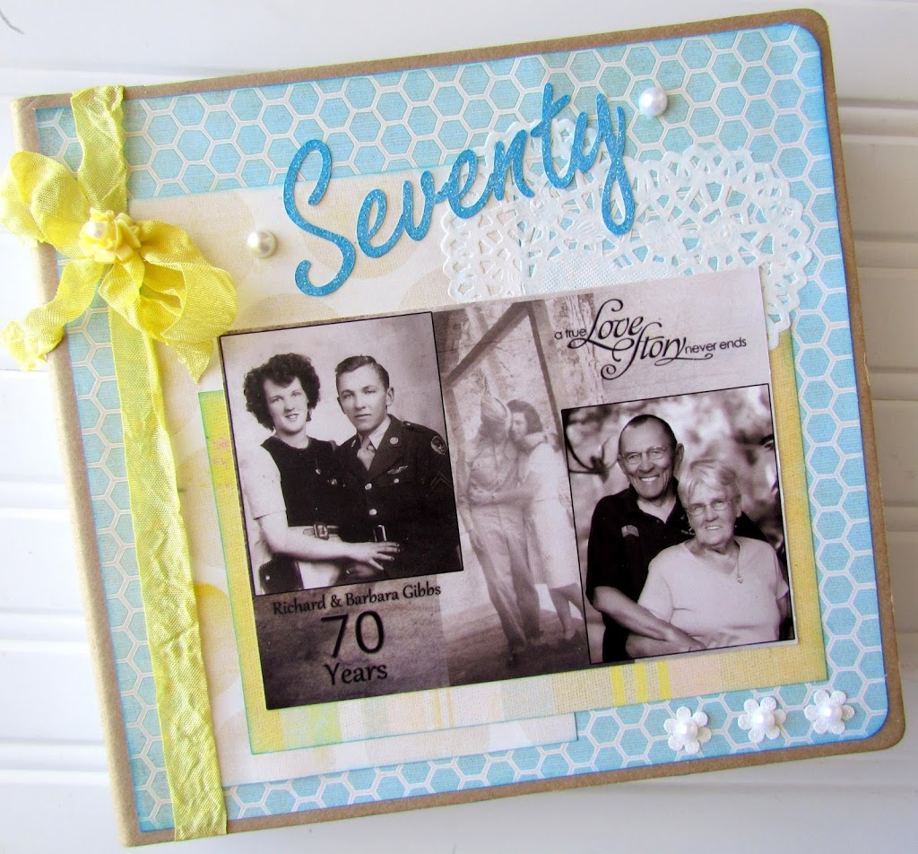 70th Wedding Album