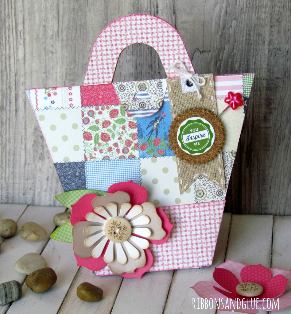 Beach Bag cut file made with @silhouetteamerica