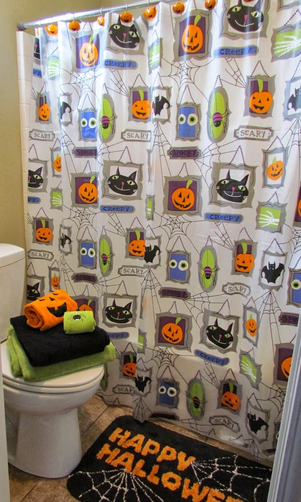 Halloween-Bathroom