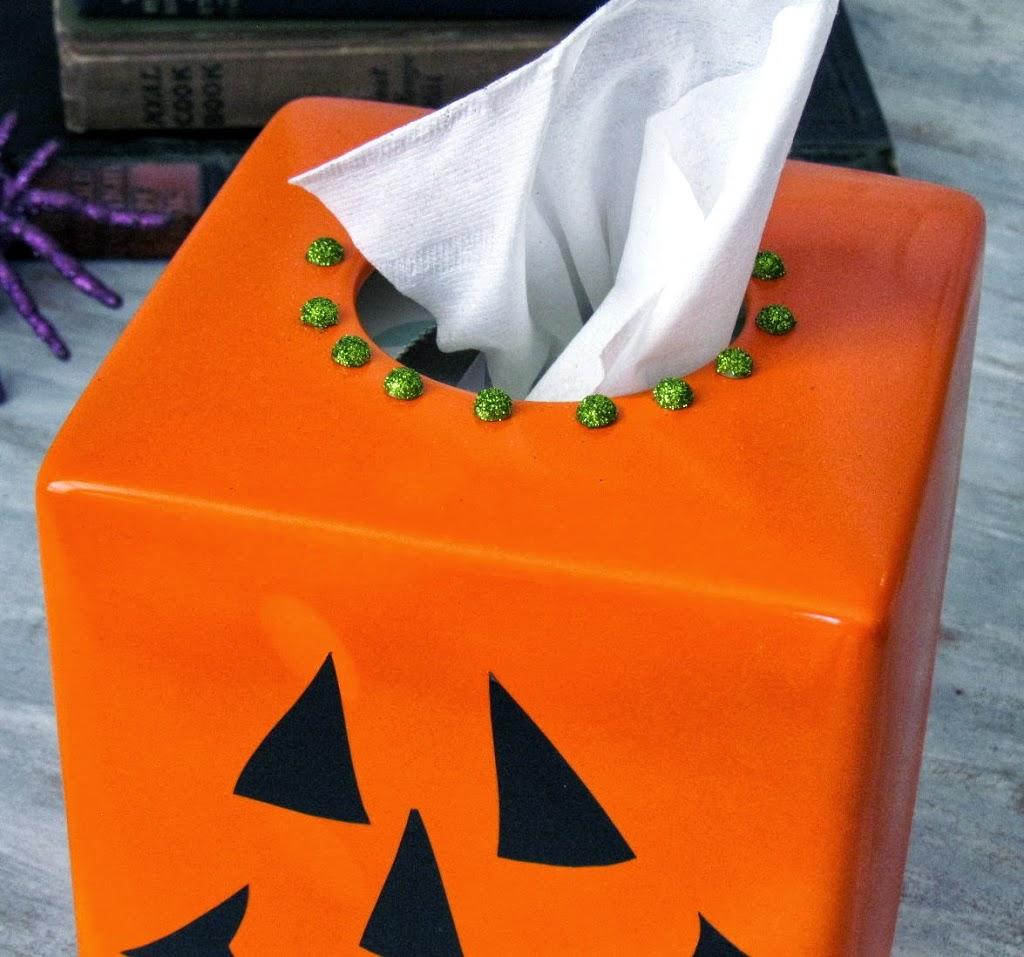 Halloween Tissue