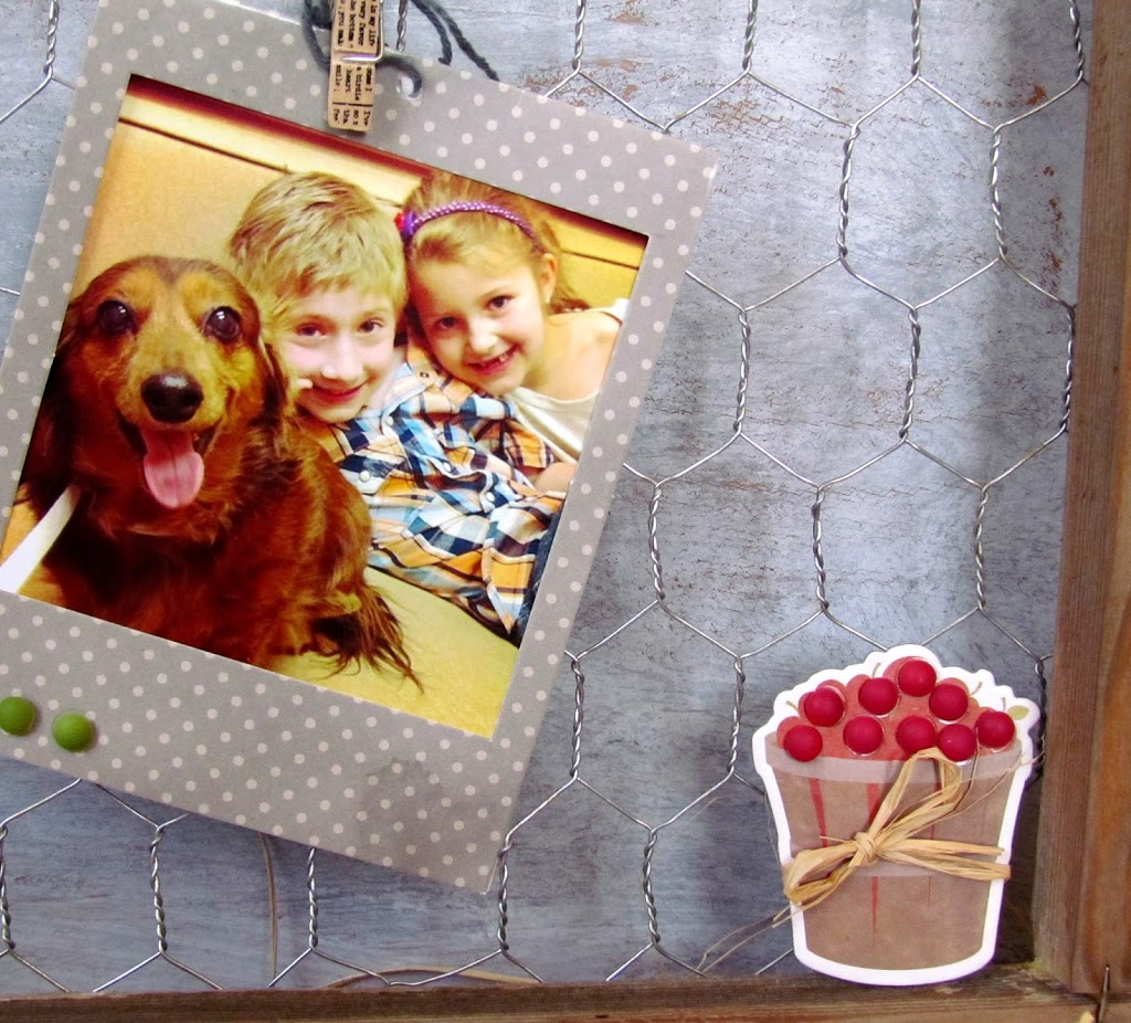 Display cute Instagram photos with photo frame tags