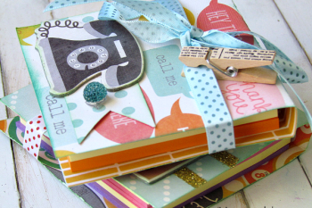 How to make DIY Post it Note Holders