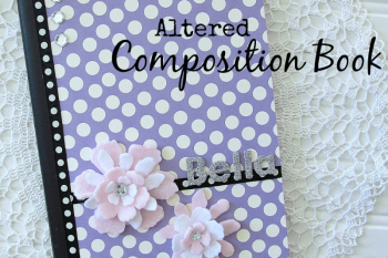 DIY Altered-Composition-Book