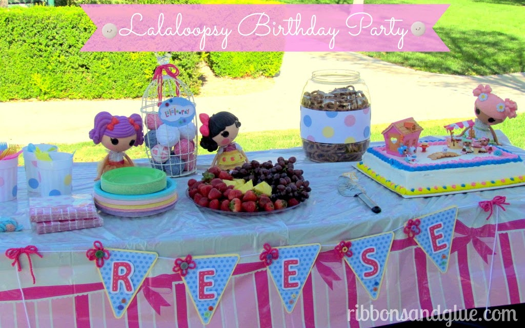 Lalaloopsy-Birthday-Party & Sew Cute Lalaloopsy Birthday Party...