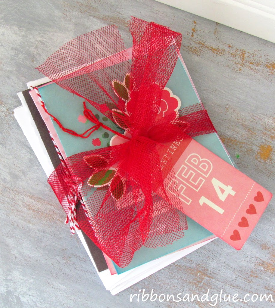Valentine Cards with Coordinating Envelopes  gift idea