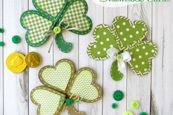 Lucky Shamrock Cards