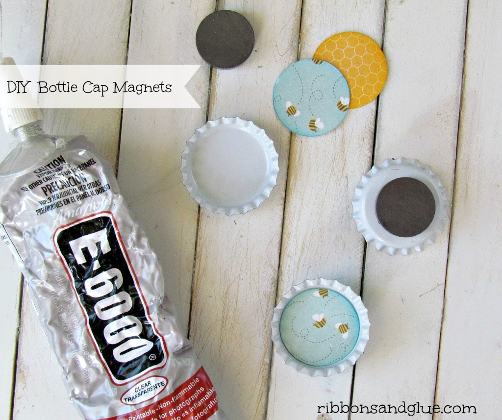 Bottle-Cap-Magnets