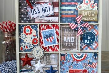 USA Memory Tray