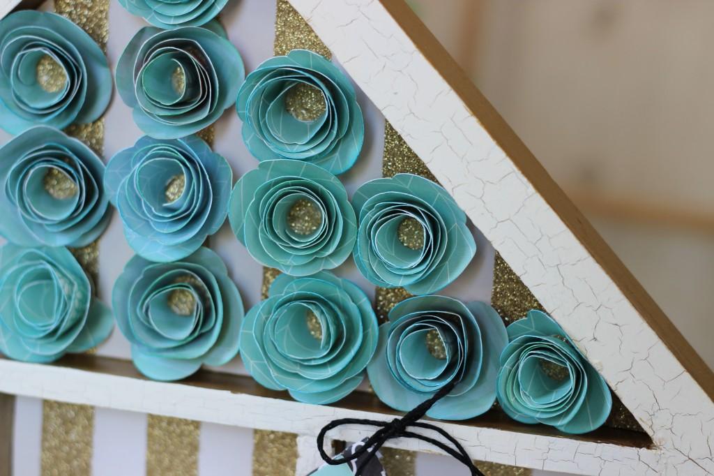 Spiral Flowers @pebbleinc