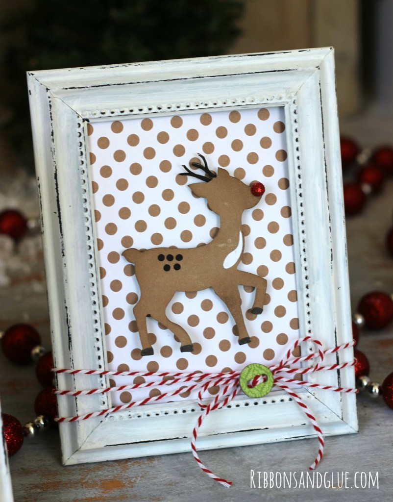 Christmas Frame Pin