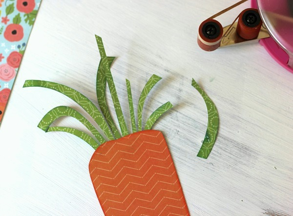 Carrot Cut File using Silhouette