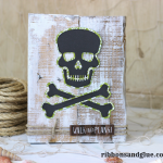 Pirate Pallet Art