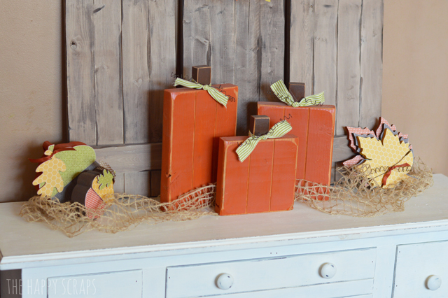 Fall Wood Projects Round Up-Fall Pumpkin Decor
