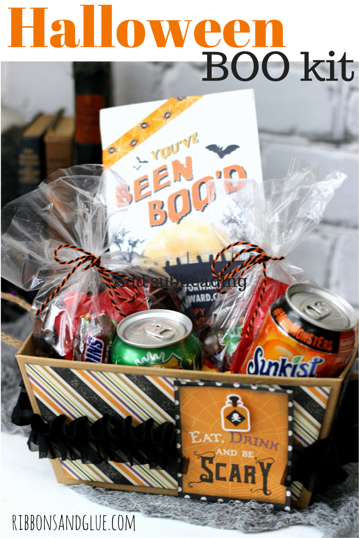 Halloween Boo Kit 3