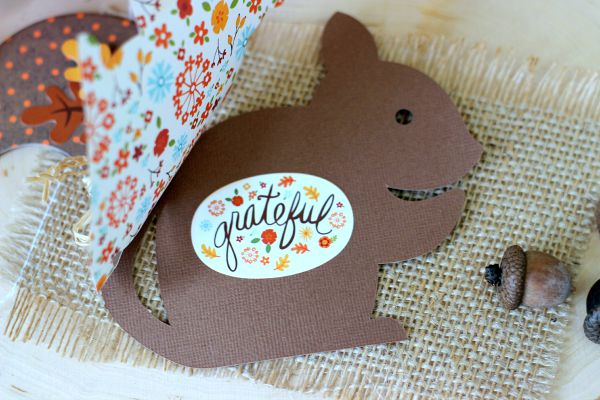 Adhere stickers in side of cards instead of stamps. Quick and easy!
