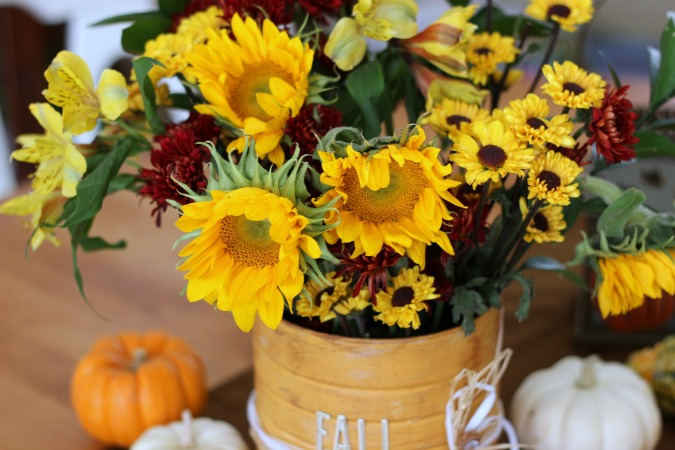 Fall Sunflower Arrangement from ProFlowers
