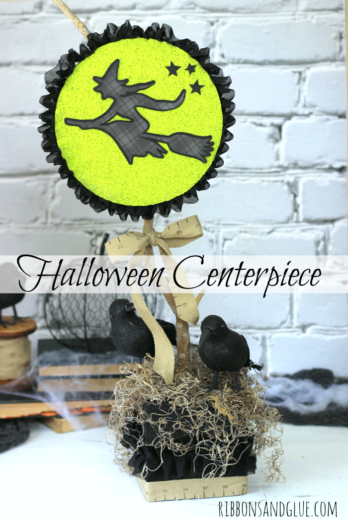 Halloween Centerpiece 2