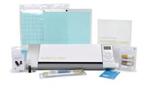 Ten Must Have Gift Ideas for Crafters: Silhouette Cameo Machine. A crater's BFF. This machine can do all sorts of amazing things!