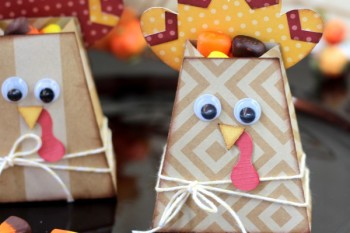 Turkey Treat Boxes