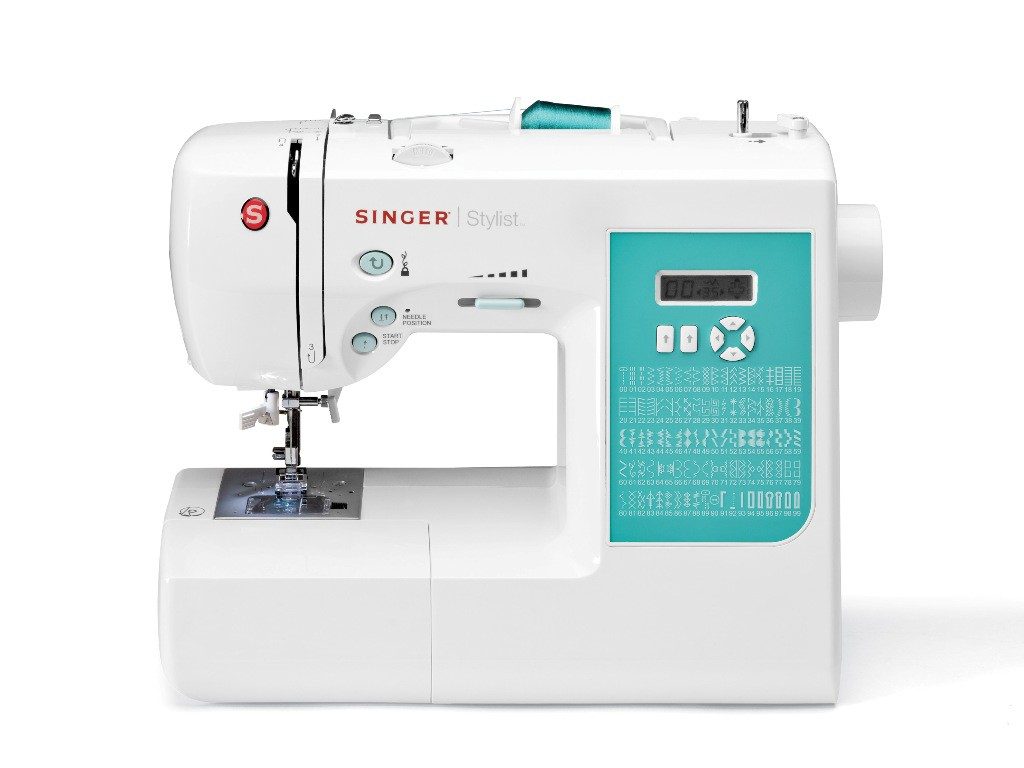 Ten Must Have Gift Ideas for Crafters: Singer Stylist is a great sewing machine for any novice sewer