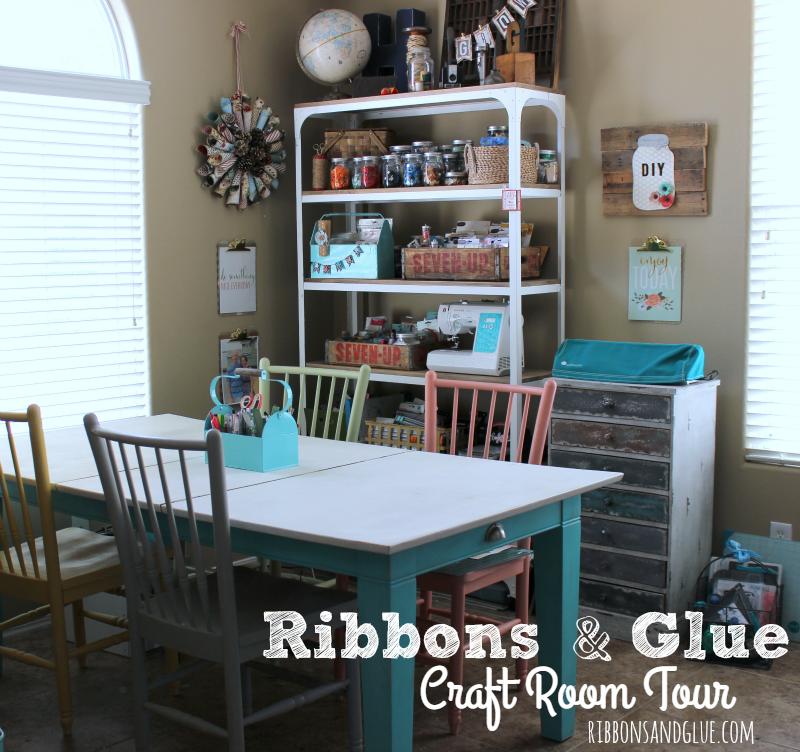 office craftroom tour. Office Craftroom Tour