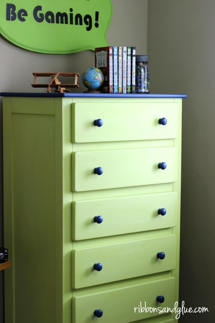 Dresser Painted 2