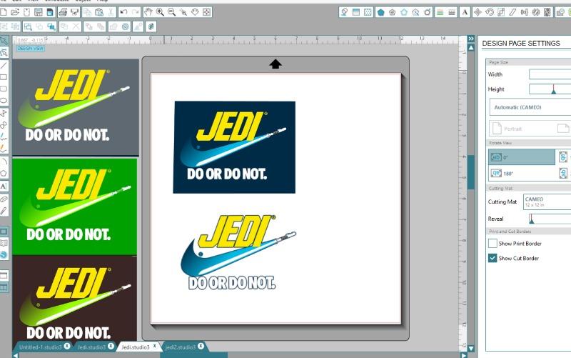 Star Wars Jedi Clip Art Image
