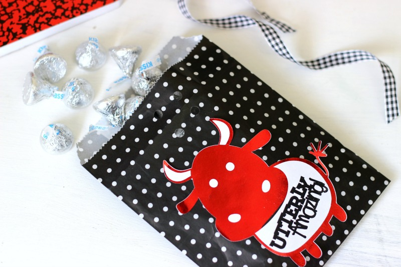 Utterly Amazing Cow Treat Bags
