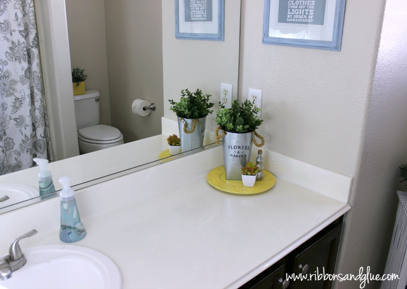 How to give your Guest Bathroom a Refresher