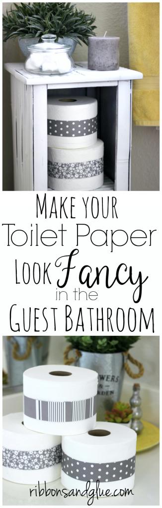 Fancy Toilet Paper 2