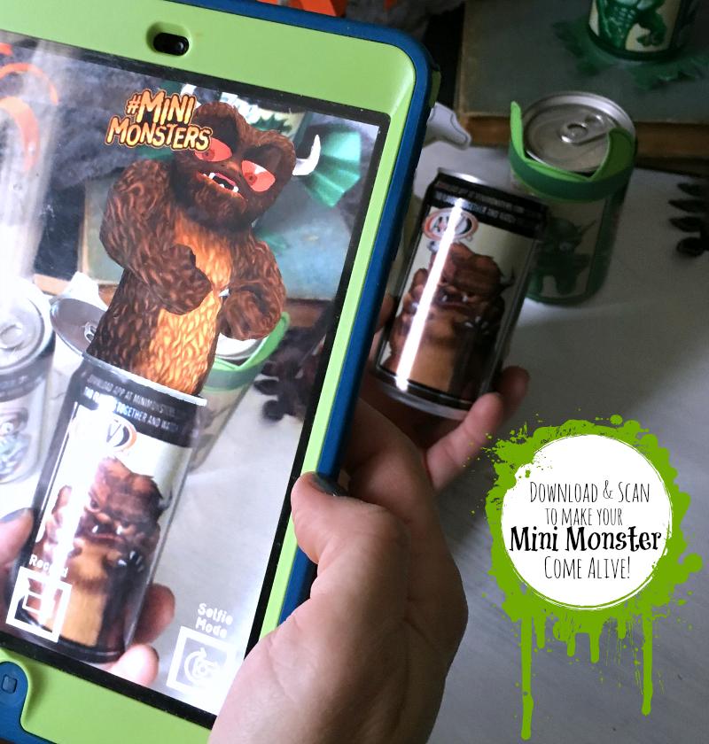 mini-monster-app