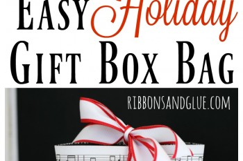 Easy Gift Box Bag