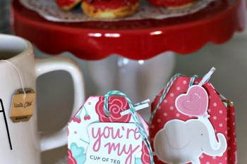 Valentine Tea Bags