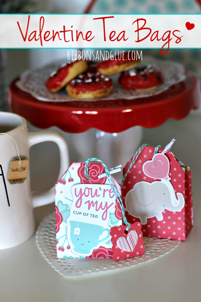 Tea Bag Valentine Treats