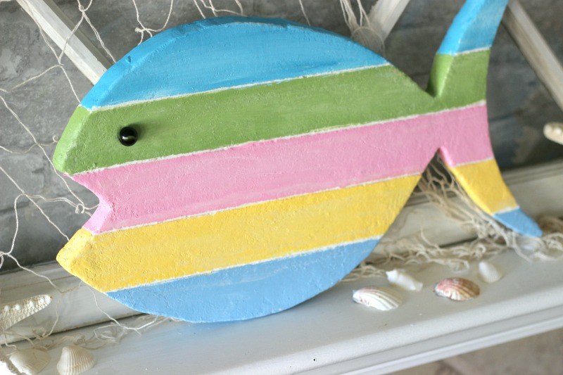 DIY Foam Pallet Fish